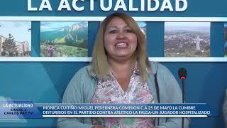 RENUNCIO ALINA, Y ASUMIO MOLAS: EN GIARDINO TAMBIEN HUBO CAMBIOS EN TURISMO