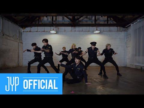 """Stray Kids """"Back Door"""" Dance Practice Video (Uniform ver.)"""