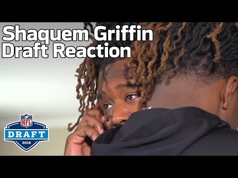 Video: Shaquem Griffin & Family Find Out He is Drafted by the Seahawks | NFL