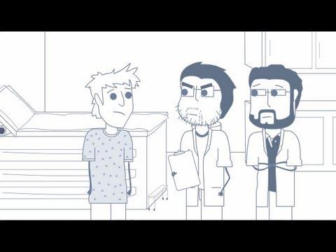 Rooster Teeth Animated Adventures - Gavin's Has Brain Problems