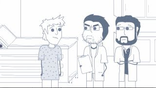 Rooster Teeth Animated Adventures - Gavin's Has Brain Problems