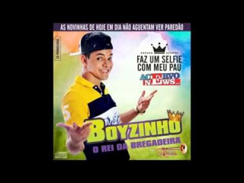 Video Boyzinho - O Rei da Bregadeira - Novo 2015 [CD Completo] download in MP3, 3GP, MP4, WEBM, AVI, FLV January 2017