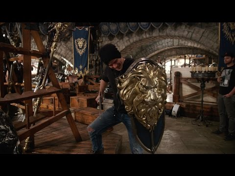 Warcraft (Featurette 'Tours War Room')