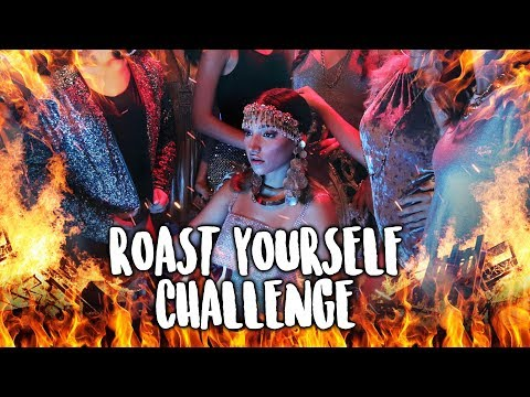 ROAST YOURSELF CHALLENGE - MARIAM OBREGON видео
