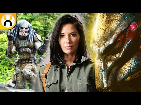 Bad Blood Yautja Working For the Government? | The Predator
