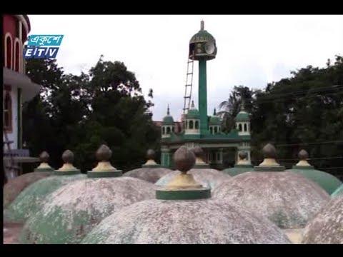 সিরাজগঞ্জের শাহজাদপুরে হযরত মখদুম শাহদৌলার মাজার ও প্রাচীন মসজিদ