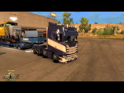 Scania RS 2016 Tunning v1.0