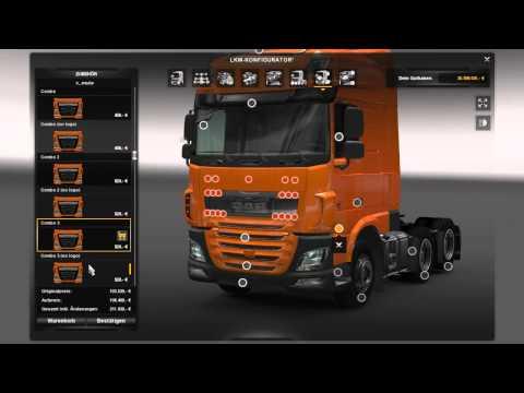 DAF XF Euro6 by ohaha v1.22