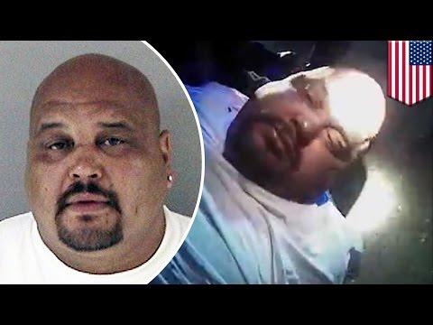Video corporal muestra la muerte de un sospechoso mientras era arrestado