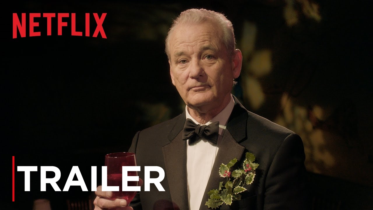 "Watch: Netflix's Sophia Coppola's 'A Very ""Bill"" Murray Christmas' Holiday Special"