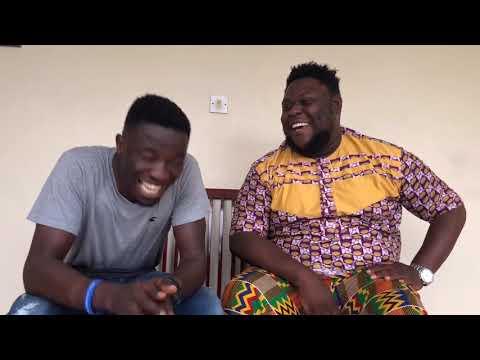 Download Kwaku Manu Aggressive Interview with BIGGIE (OTEELE)
