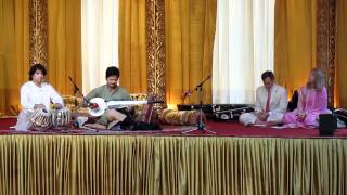 Arnab Chakrabarty -- Sarod