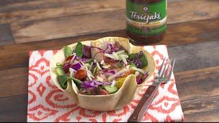 Steak Teriyaki Salad by Tastemade