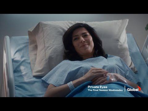'Private Eyes' Season 5 Sneak Preview | The Final Season Wednesday July 7
