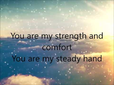 """Trust In You""- Lauren Daigle (Lyrics)"