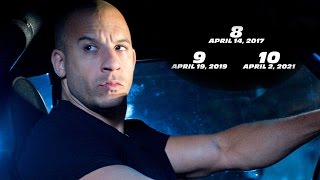 Nonton Fast and Furious 9 & 10 Get Release Dates Film Subtitle Indonesia Streaming Movie Download