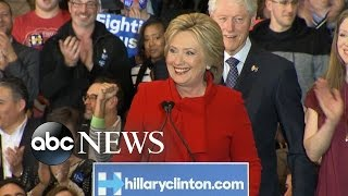 Clinton (IA) United States  City new picture : Hillary Clinton FULL SPEECH to Iowa: 'Let's Go Win the Nomination'