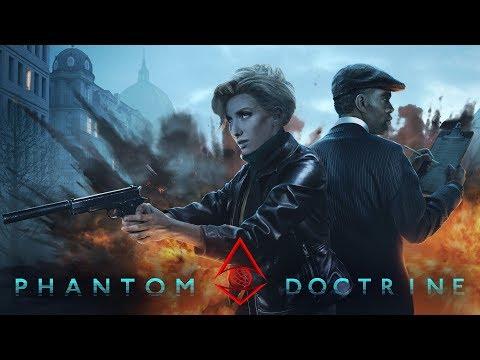 Тактическая стратегия Phantom Doctrine выйдет в середине августа