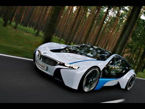 0 A look at BMWs Vision Efficient Dynamics