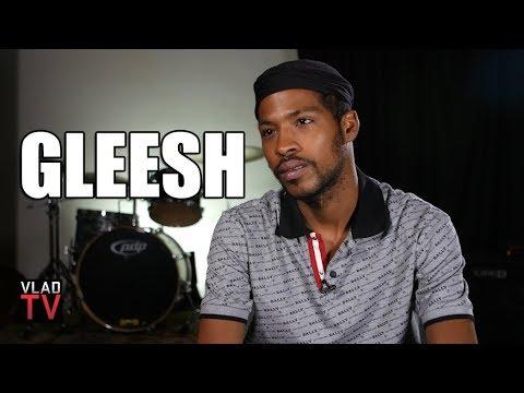 Gleesh on XXXTentacion Calling Him the GOAT, X's Positivity Getting Him Killed (Part 8) (видео)