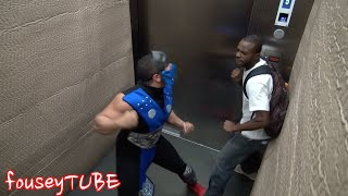Mortal Combat Prank - Hilarious Reactions!