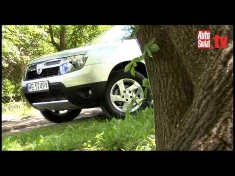 Dacia Duster 1.5 dCi 4×4 – Zobacz test Tygodnika Auto ?wiat!