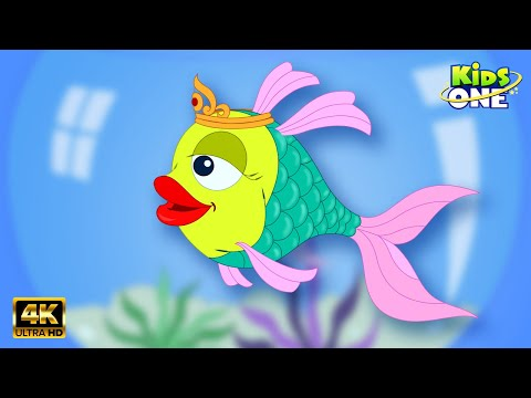 Little Fish  Telugu Animated Stories