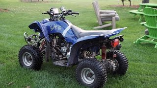 10. 90cc ATV Rev Limiter/Governor Removal + Top Speed Run