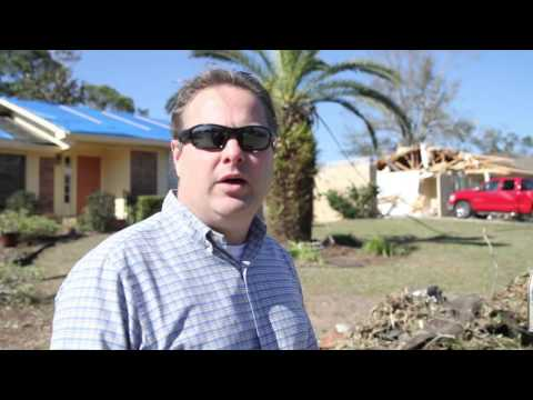 Spray Foam Protects Tornado-Hit Homes