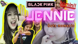 Video 36 Minutes BLACKPINK JENNIE cute moments Compilation  / 36분 블랙핑크 제니 귀여운 순간들 [Eng sub] MP3, 3GP, MP4, WEBM, AVI, FLV Agustus 2019