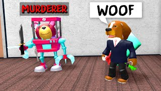 Dog Gives Everyone Murderer in Murder Mystery 2