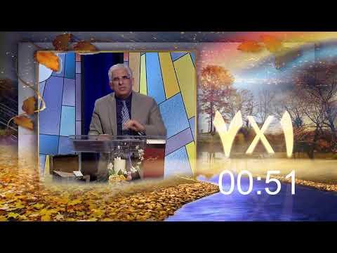 پیغام۱×۷کلیسای۷ تو خودت را درچشمان خداوند میبینی.