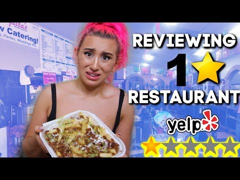 Nail salon - Eating At The WORST Reviewed Restaurant In My City (Los Angeles)