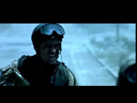 "Black Hawk Down - ""We're Running Out""- GRAPHIC END SHOT/SCENE"