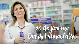 20 de janeiro: Dia do Farmacêutico
