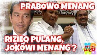 Video Prabowo Menang Rizieq Pulang, Kalau Jokowi yang Menang? MP3, 3GP, MP4, WEBM, AVI, FLV September 2018