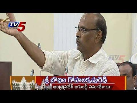 Why Jagan Was In Jail ? | Gopala Krishna Reddy : TV5 News