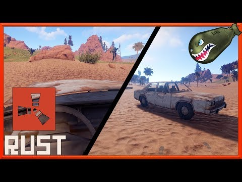 Rust What's Coming | Mounting, Drive-able Cars are Here! #94 (Rust News & Updates) (видео)