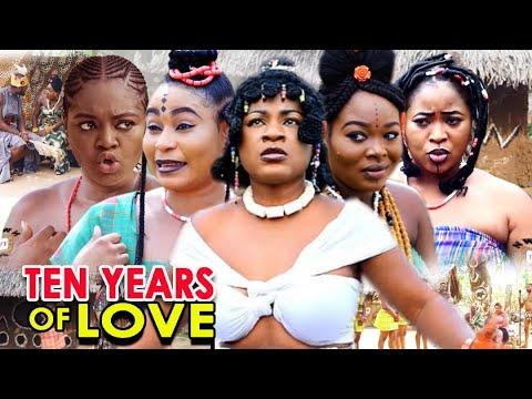 "TEN YEARS OF LOVE SEASON 1&2 ""NEW MOVIE"" - (Destiny Etiko) 2020 Latest Nollywood Movie Full HD"