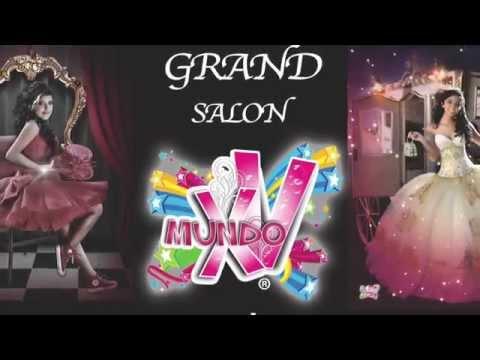 Salones de fiestas - Mundo XV