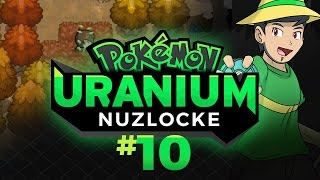 Pokemon Uranium Nuzlocke Let's Play w/ aDrive EP10: FLAAFFY?! by aDrive