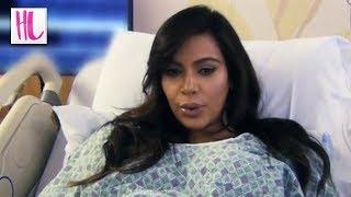 Kim Kardashian Gives Birth On 'Keeping Up With The Kardashians'