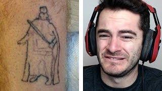 Unfortunate Tattoos