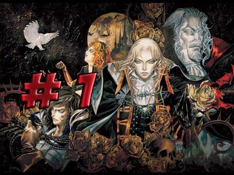 Castlevania: Symphony Of The Night Part 1 WHAT IS A MAN!?!