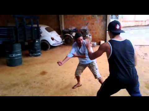 UFC em Coronel Macedo, Vitinho vs Falcão.