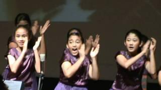 Anak Bernyanyi Bergembira