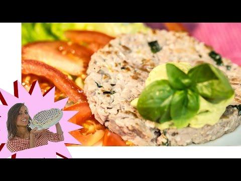 hamburger di tonno - ricetta