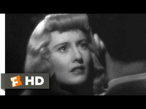 Double Indemnity (8/9) Movie CLIP - Goodbye, Baby (1944) HD
