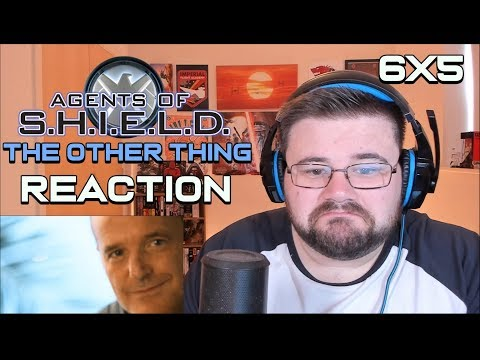 """Agents of Shield - Se6 Ep5 - """"The Other Thing"""" - Reaction"""