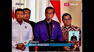 Video Kisruh Mako Brimob Selesai, Jokowi Sampaikan Belasungkawa - iNews Siang 10/05 MP3, 3GP, MP4, WEBM, AVI, FLV Agustus 2018